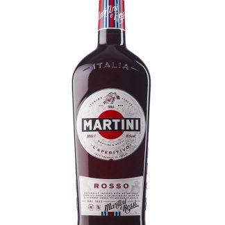 Martini Rojo Botella 1L.