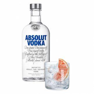 Absolut Vodka 70 Cl.
