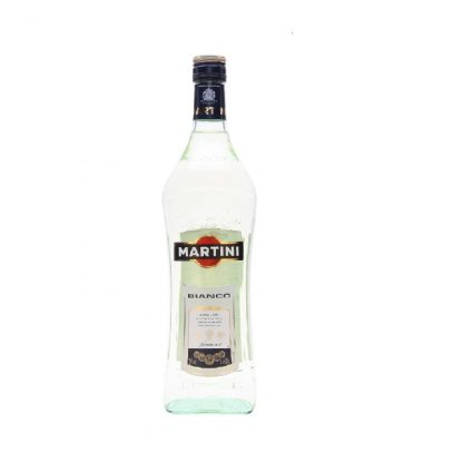 Martini Blanco Botella 1L.