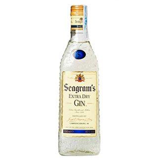Seagram´s Gin botella 70 Cl.
