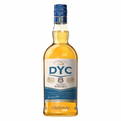 DYC 8 años botella 70cl.