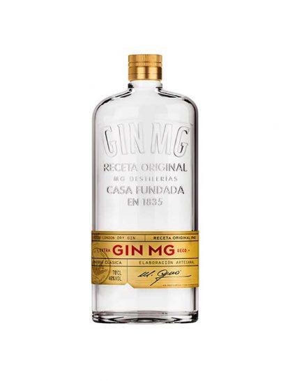 Ginebra MG botella 70cl.