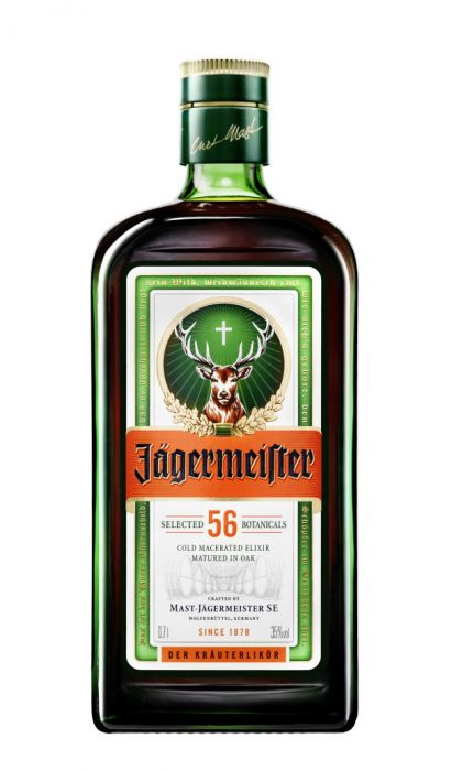 LICOR JAGERMEISTER 70CL.