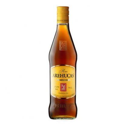 Ron AREHUCAS botella 70CL.