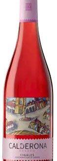 Viña Calderona Rosado botella 75cl.