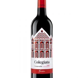 Colegiata Tinto Botella 75cl.