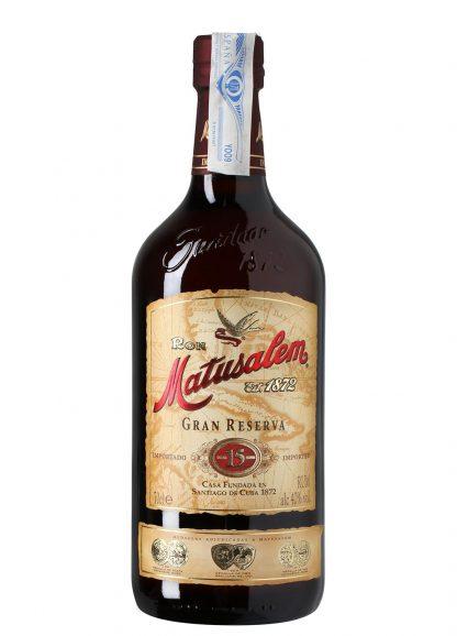 Ron Matusalem15 botella 70cl.
