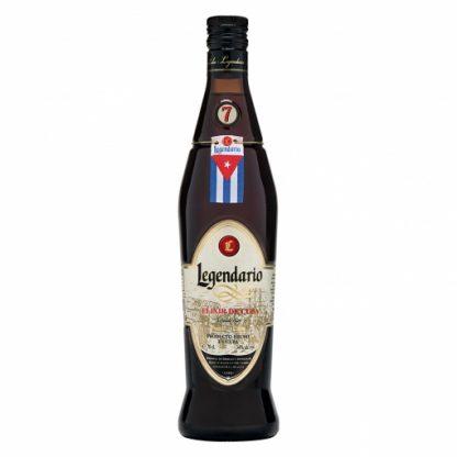 Ron Legendario Elixir botella 70cl.