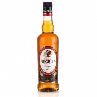 Ron Negrita botella 70cl.