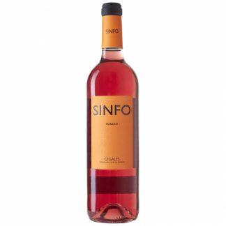Sinfo Rosado Botella 75cl.