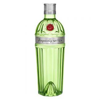 Tanqueray Nº TEN Gin botella 70cl.