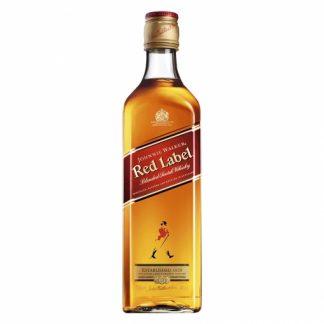 Johnnie Walker Red Label botella 70cl.