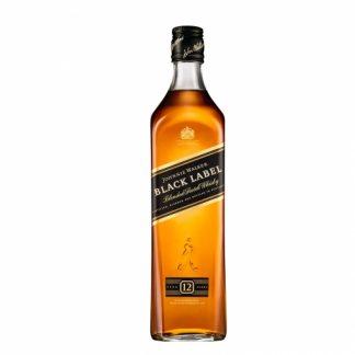 Johnnie Walker Black Label botella 70cl.