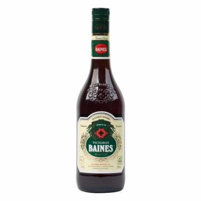 Pacharán Baines botella 1L.